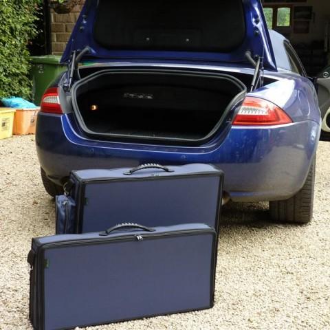 Koffersets en bagageruimte