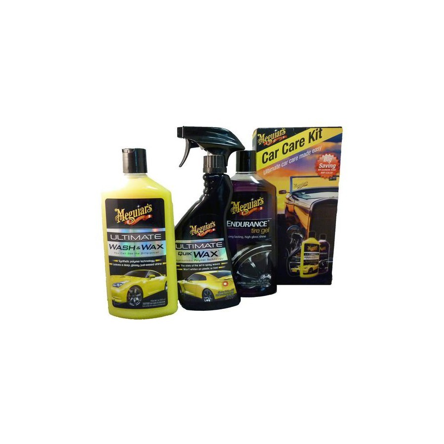 Meguiars Car Care Kit Cabrio Care