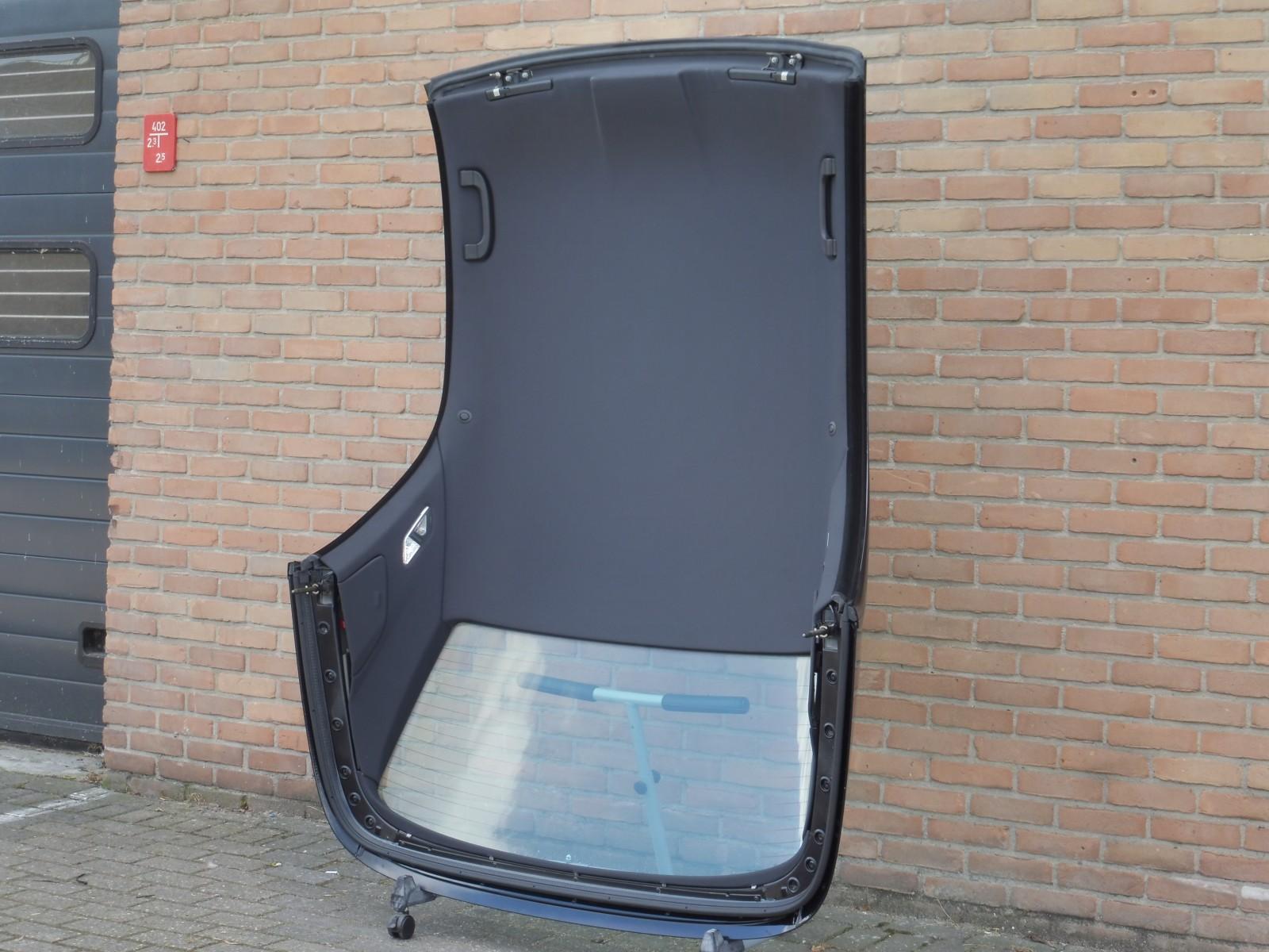 hardtop bmw e46 carbonschwarz zwarte lijsten cabrio care. Black Bedroom Furniture Sets. Home Design Ideas