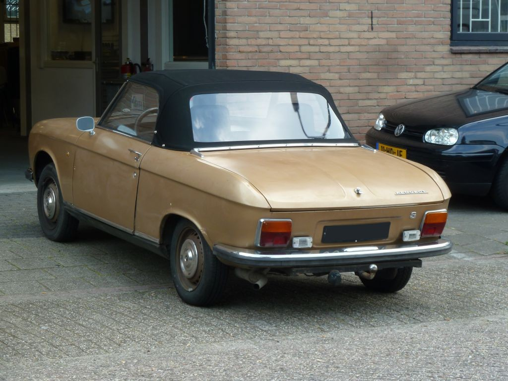 cabriokap peugeot 204 304 cabrio sonnenland a5 cabrio care. Black Bedroom Furniture Sets. Home Design Ideas