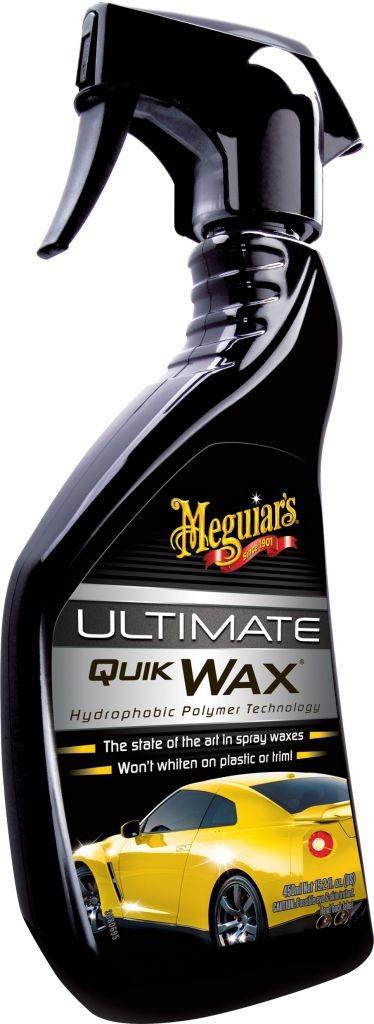 meguiars ultimate quik wax cabrio care. Black Bedroom Furniture Sets. Home Design Ideas