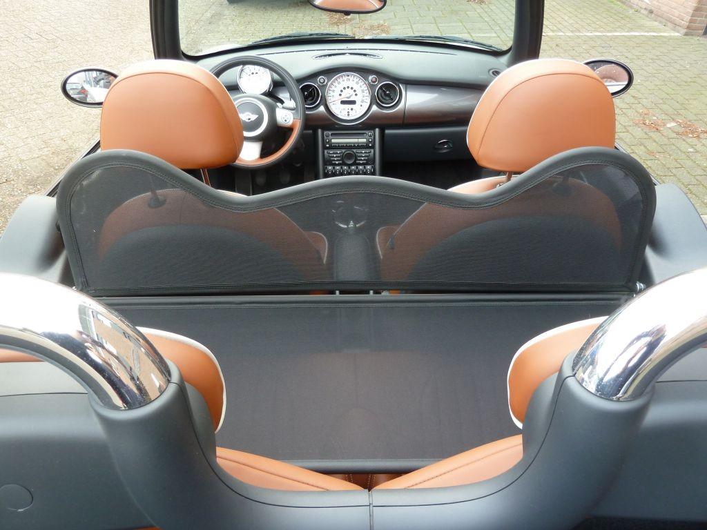 Onwijs Windscherm New MINI R52 & R57   Cabrio Care ZK-23