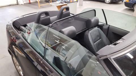 Windscherm Audi A3 cabrio t/m 2013
