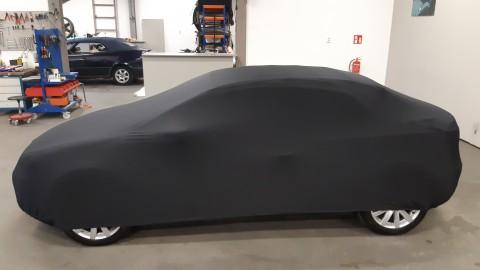 Auto afdekhoes Stretch zwart