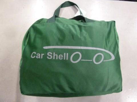 Auto afdekhoes stretch binnengebruik XS groen