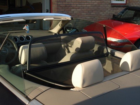 Audi A4 windscherm