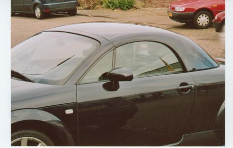 Audi TT '95 - '05, Hardtop, origineel Audi (2)
