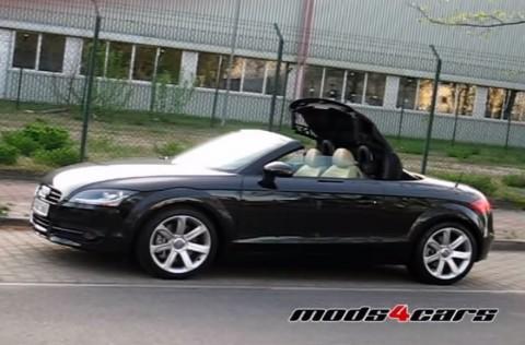 Audi TT mods4cars