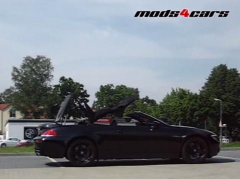 BMW 6-serie mods4cars