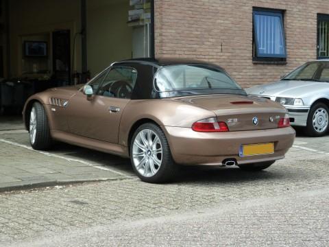 BMW Z3, hardtop Origineel BMW (5)