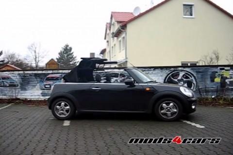 Mini new model Mods4cars