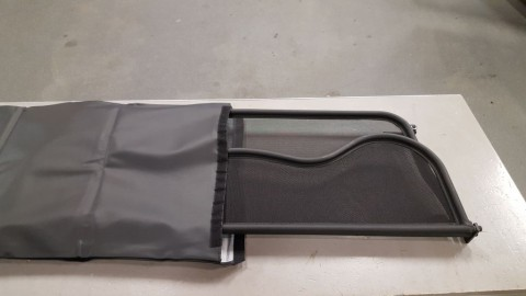 Beschermhoes nr 5 windscherm 130 x 50 cm