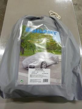 Auto afdekhoes buitengebruik grijs nr.7