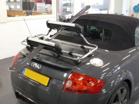 Bagagerekje Audi TT