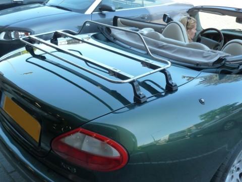 Bagagerekje Jaguar XK8 1996-2006 RVS Spring