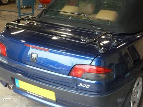 Bagagerekje Peugeot 306 zwart Spring