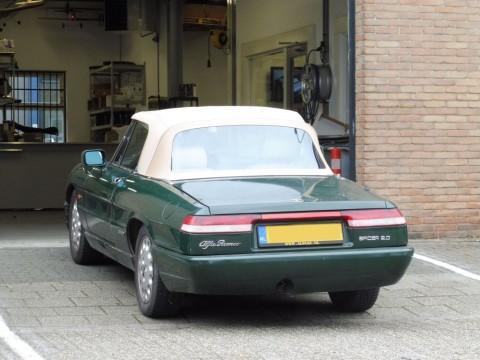 Cabriokap Alfa Romeo Spider 70-93 beige