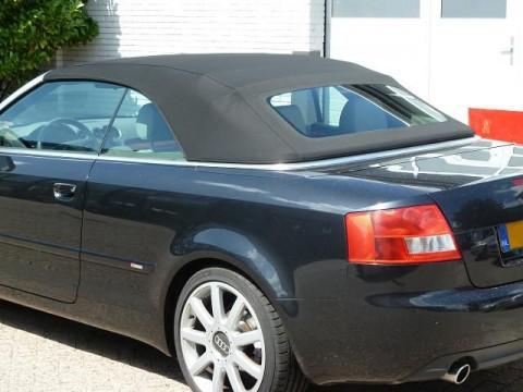 Cabriokap module Audi A4