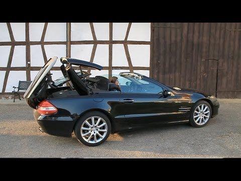 Cabriokap module Mercedes SL R230