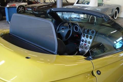 Windscherm Alfa Spider 916 1995-2005 type 916