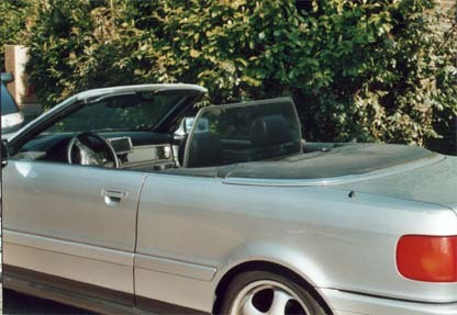Windscherm Audi 80 Cabriolet 1991-1999