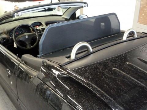Windscherm Peugeot 206CC