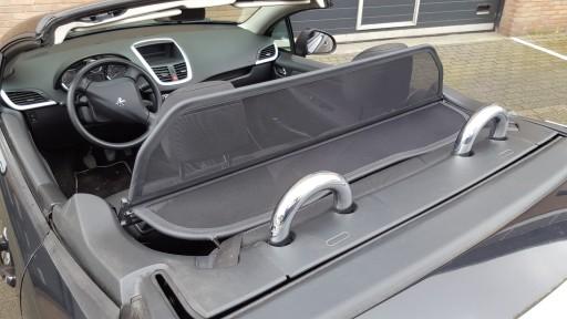 Windscherm Peugeot 207CC