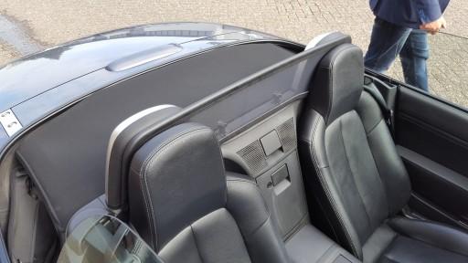 Windscherm Mazda MX5 NC Schroefsysteem