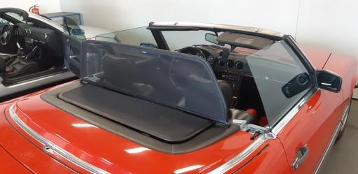 Windscherm Mercedes SL W107 original style