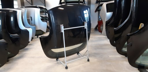 Hardtop BMW Z3 Cosmosschwarzmetallic