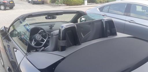 Windscherm Audi TT v.a. 2015