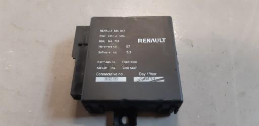Computer cabrioletdak Renault Megane CC