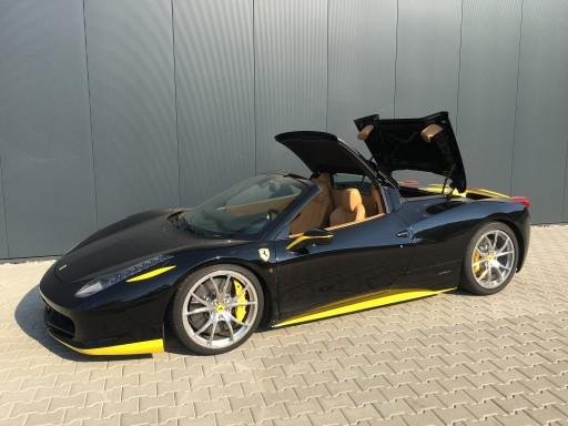 Cabriokap module Ferrari 458 en 488
