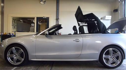 Cabriokap module Audi A5 2009-2016