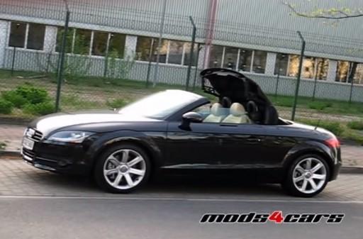 Cabriokap module Audi TT 2007 - 2014