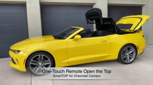 Cabriokap module Chevrolet Camaro