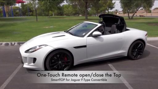 Cabriokap module Jaguar F-type