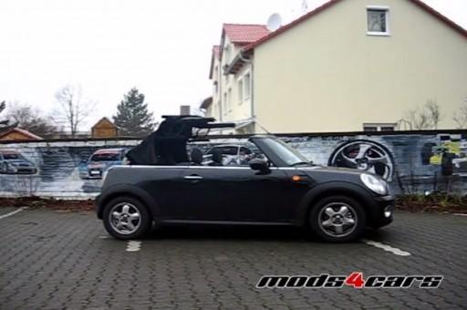 Cabriokap module New Mini R57 2009 - 2015