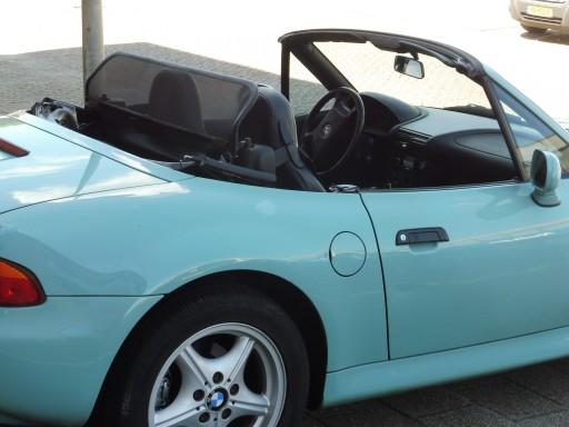 Windscherm BMW Z3