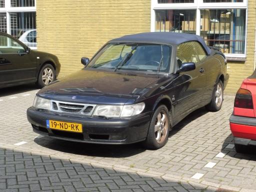 Saab 9-3 cabrio 1998-2003 onderdelen