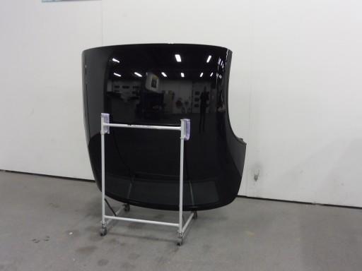 Hardtop Audi TT zwart