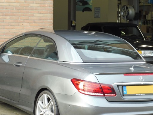 Hardtop Mercedes E-klasse A207 - nieuw!