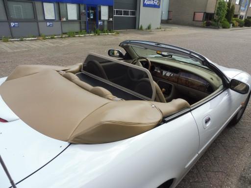 Windscherm Jaguar XK8 tot 2006 beige