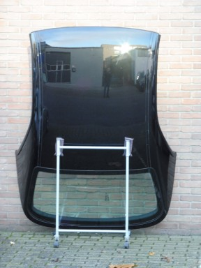 Hardtop BMW E46 saphierschwarzmetallic -