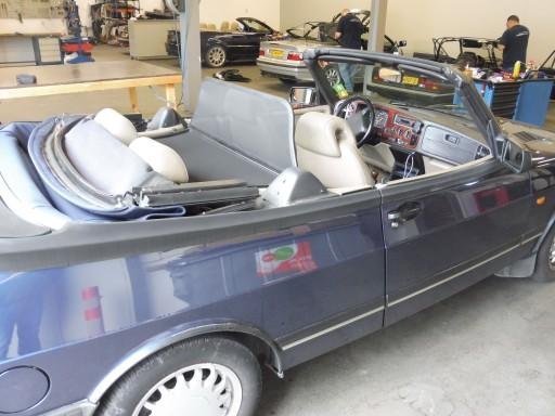 Windscherm Saab 900 Classic 1987-1993