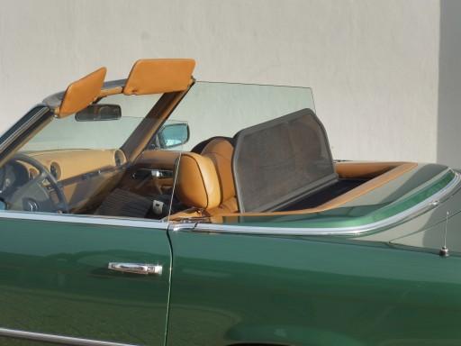 Windscherm Mercedes SL W107