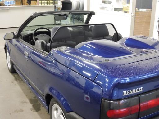 Windscherm Renault 19