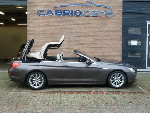 Cabriokap module BMW 6-serie F12 2012-