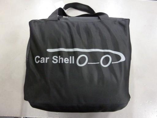 Afdekhoes (maathoes) BMW E30 zwart