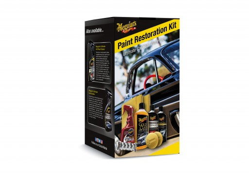 Meguiars Brilliant Solutions Paint Restoration Kit